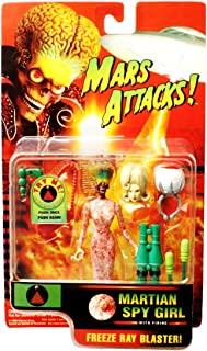 mars attacks martian girl