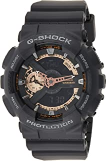 Casio G-Shock Men's Analog-Digital Dial Resin Watch - GA-110RG-1ASDR