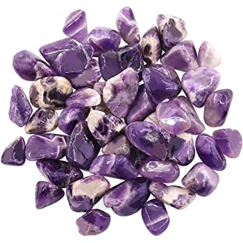 8 PCS Natural Amethyst Crystal Heart Cabochons Healing Reiki Stone 25x25x12mm
