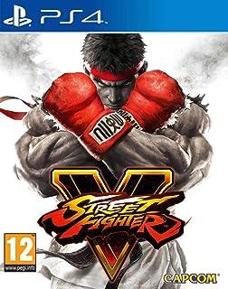 STREET FIGHTER 5 (PS4 REGION 2)