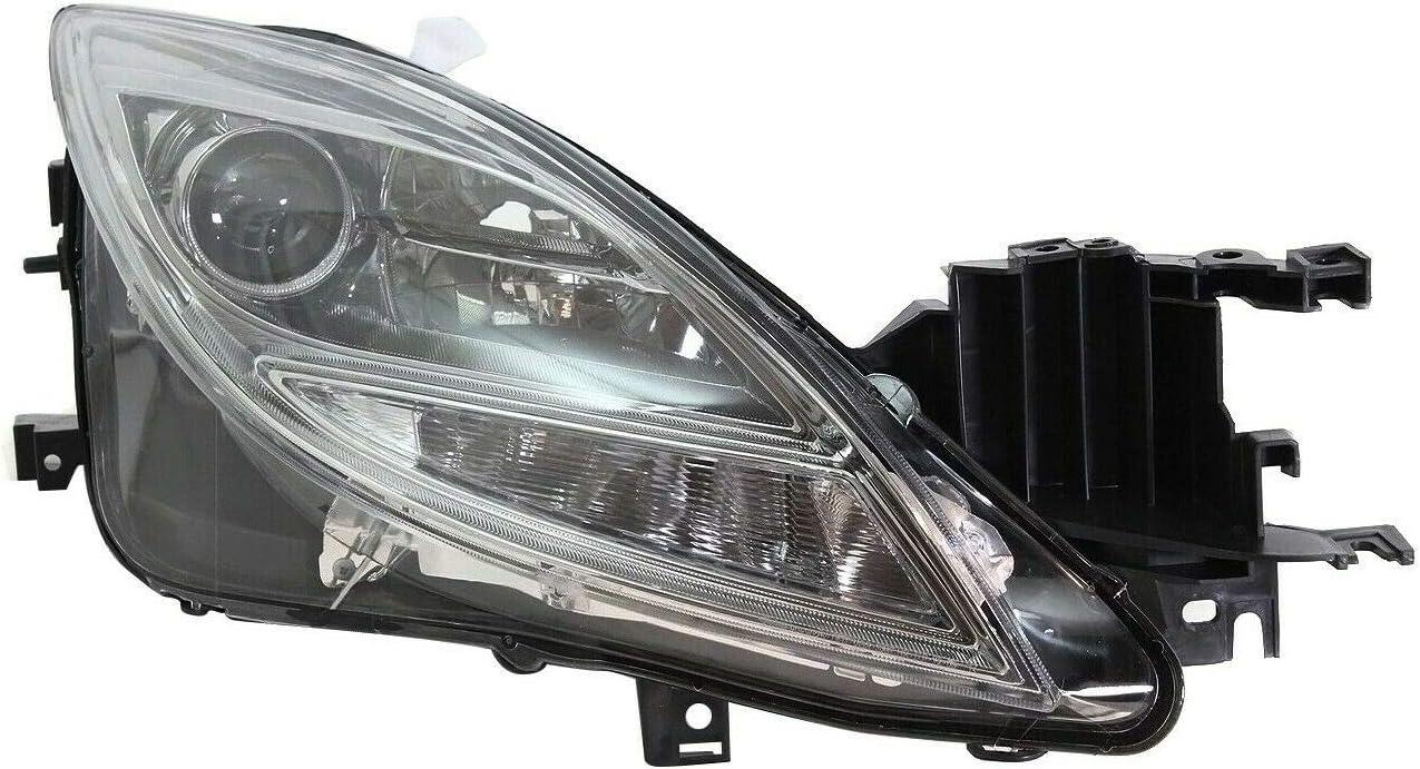 New Bombing new work Right Passenger Side Halogen Headlight 6 Mazda For Discount is also underway 2009-2010