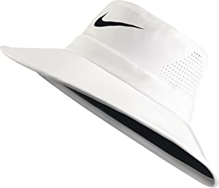 NEW Nike Sun Bucket Hat White/Black Fitted L/XL Fitted Hat/Cap