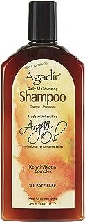 Agadir Argan Oil Daily Moisturizing, Sulfate Free Shampoo For Women - 366 ml