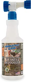 Absolutely Clean Chicken Coop Cleaner and Deodorizer, Veterinarian Approved, Powerful, Natural Enzymes Safely Eliminate Tough Messes and Odors, Made in Colorado