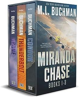 Miranda Chase Books 1-3: a political technothriller collection