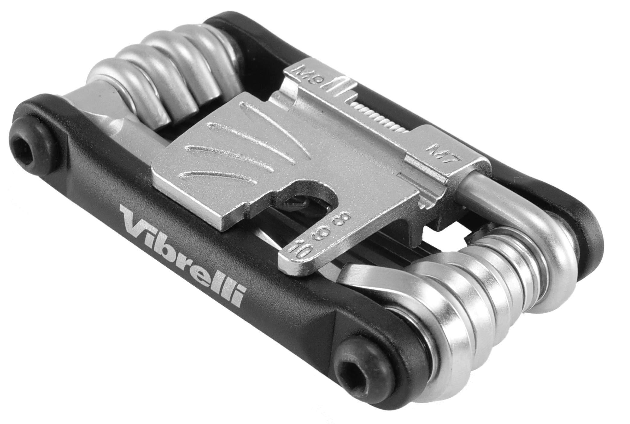 Vibrelli Bike Multi Tool V19