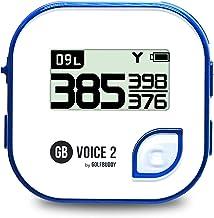 GolfBuddy Voice 2 Golf GPS / Rangefinder
