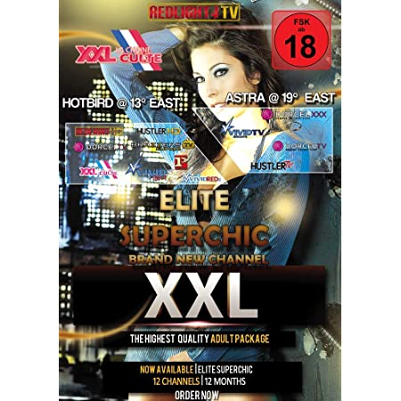 Redlight Elite Superchic 12 Sender Viaccess Smartkarte Elektronik