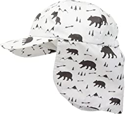 San Diego Hat Company Kids All Over Print Cap w/ Neck Cover (Little Kids/Big Kids)