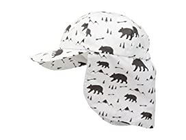 All Over Print Cap w/ Neck Cover (Little Kids/Big Kids)
