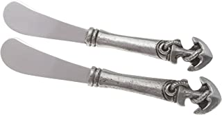 Thirstystone N329 Anchor Spreaders, Silver