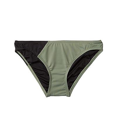 Vince Camuto Sunblock Color Block Classic Bottoms (Black) Women