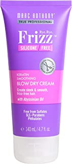 Marc Anthony Bye Bye Frizz Keratin Smoothing Blow Dry Cream, 140ml