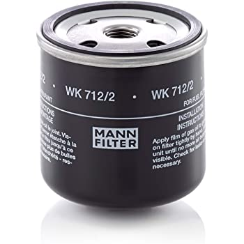 Originale MANN-FILTER Filtro Carburante WK 735//1 Per Automobili