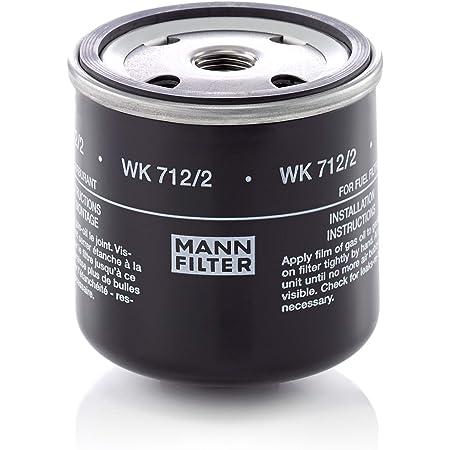 Original Mann Filter Kraftstofffilter Wk 712 2 Für Nutzfahrzeuge Auto