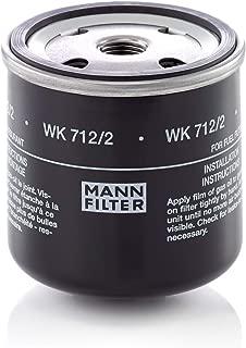 MANN-FILTER WK 712/2 Original Filtro de Combustible, Para vehículos de utilidad
