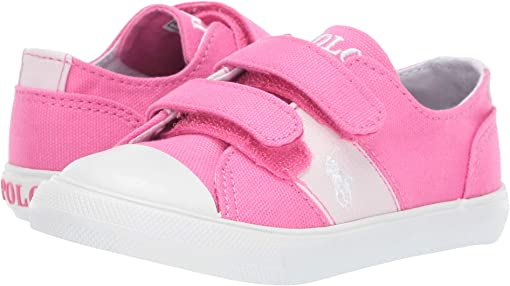 Baja Pink Canvas/Light Pink Ripstop/White Pony