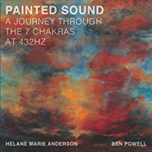 Painted Sound a Journey Through the 7 Chakras at 432hz