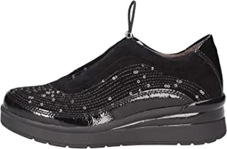 Stonefly Laced Sports 214528 Sneakers Femme Noirs