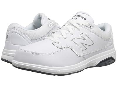 New Balance MW813 (White/White) Men