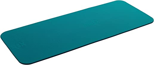 Airex Fitline 180 Workout Exercise Mat for Fitness, Gym Floor, Yoga, Pilates - Aqua, 23