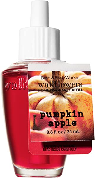 Bath Body Works PUMPKIN APPLE Wallflowers Fragrance Refill