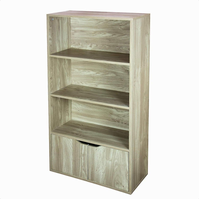 Kiersten Special price 3 Tier Brand new Wood Standard Bookcase Number Shelf of Tiers:
