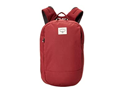 Osprey Arcane Small Day (Mud Red) Bags
