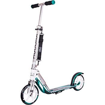 HUDORA 14751 BigWheel 205-Das Original mit RX Pro Technologie-Tret-Roller klappbar-City-Scooter, türkis
