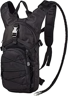 G4Free Hydration Pack Sports Runner Hydration Backpack with Bladder