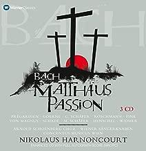 Bach, JS: St Matthew Passion