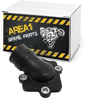 Ansaugstutzen Aprilia Scarabeo 50, Rally 50 AC, Area 51 Bj. 98 02 (23 mm)