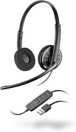 Plantronics Blackwire C320 USB Binaural Headset I per Microsoft Skype, VoIP, PC Computer e Mac I Two Ear 85619-102 (Ricondizionato Certificato) - Trova i prezzi più bassi