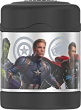 Thermos FUNtainer Vacuum Insulated Food Jar, Marvel Avengers, F30019AVM6AUS