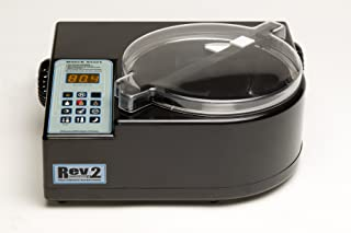 ChocoVision C116USREV2BLACK Revolation 2 Chocolate Tempering Machine, Black