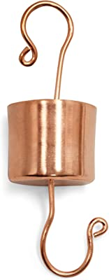 Monarch Abode 19045 Pure Copper Ant Moat for Bird Feeders