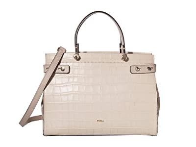 Furla Lady M Medium Tote (Dalia) Handbags