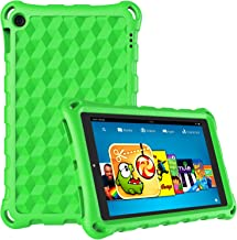Fire HD 10 Tablet Case-Dinines Light Weight Shock Proof Kids Case for Fire HD 10.1″ Tablets(5th/7th Generation, 2015/2017 Release) Green