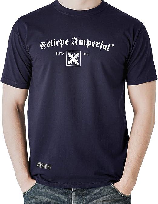 Estirpe Imperial Camiseta de España Cruz de Borgoña