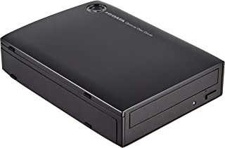 I-O DATA ブルーレイドライブ 外付型/USB 3.1/Ultra HD Blu-ray再生対応/16倍速高速書き込み BRD-UT16LX