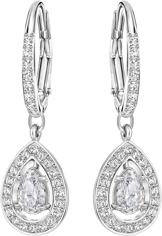 Swarovski Crystal Attract Light Clear Earrings