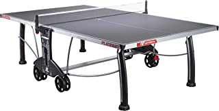 Cornilleau - Platinum Indoor/Outdoor Table Tennis Table - Gray 6 mm