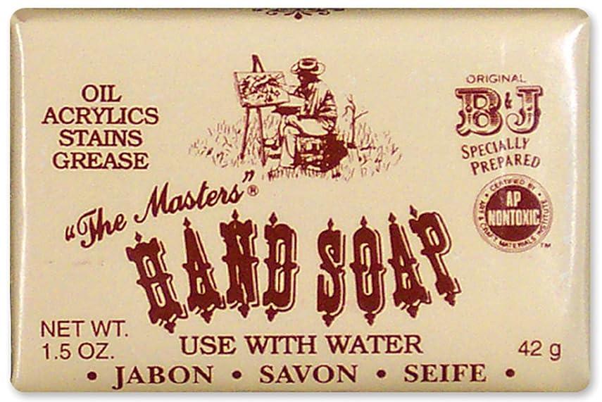 心のこもったの量お別れThe Master's Hand Soap-1.4oz (並行輸入品)