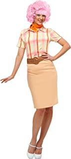 Grease Frenchy Plus Size Adult Costume