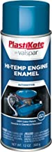 PlastiKote 221 GM Corporate Blue Engine Enamel, 12 oz.