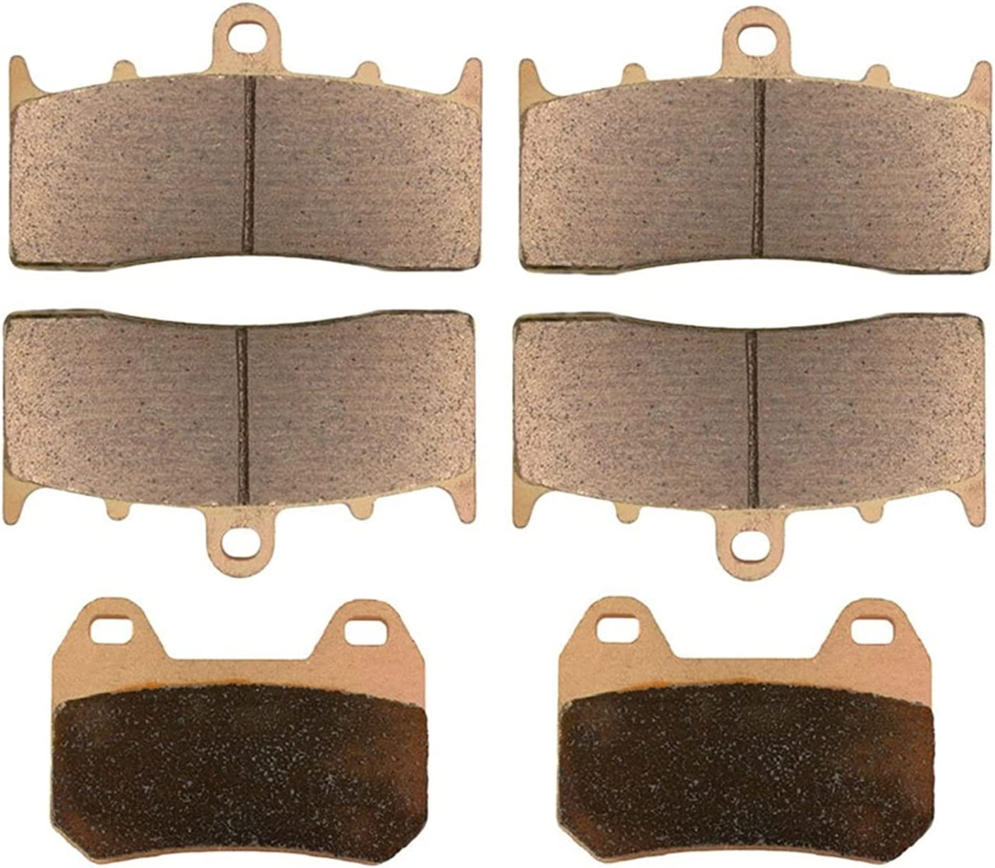 Motorbike Brake Pads Front Rear Be super welcome Bombing new work and Motorcycle
