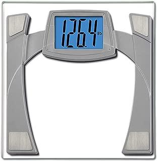 "EatSmart Precision MaxView Digital Bathroom Scale w/ 4.5"" Backlit LCD Display"
