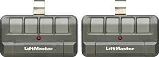 Lot of 2 LiftMaster 894LT 4-Button Security+ 2.0™ Learning Remote Control