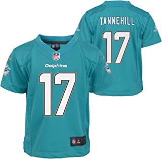 Outerstuff Ryan Tannehill Miami Dolphins NFL Nike Toddler Teal Game Jersey