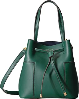 Block T Small Bucket Bag